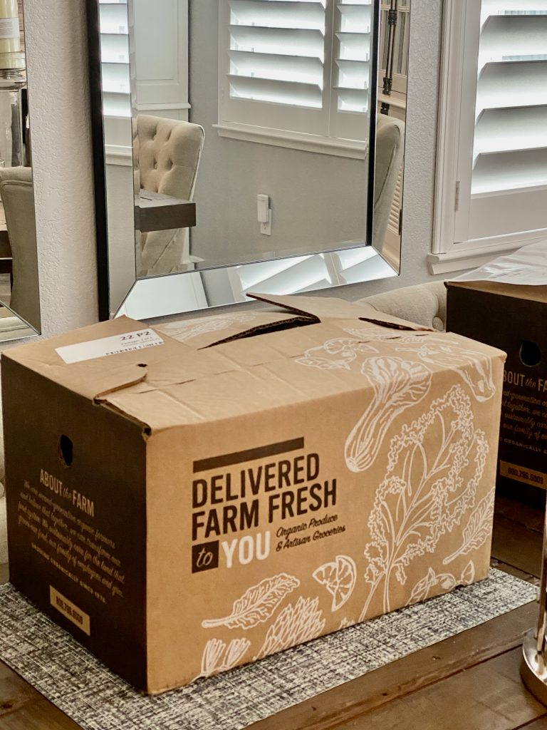 Farm Fresh delivery