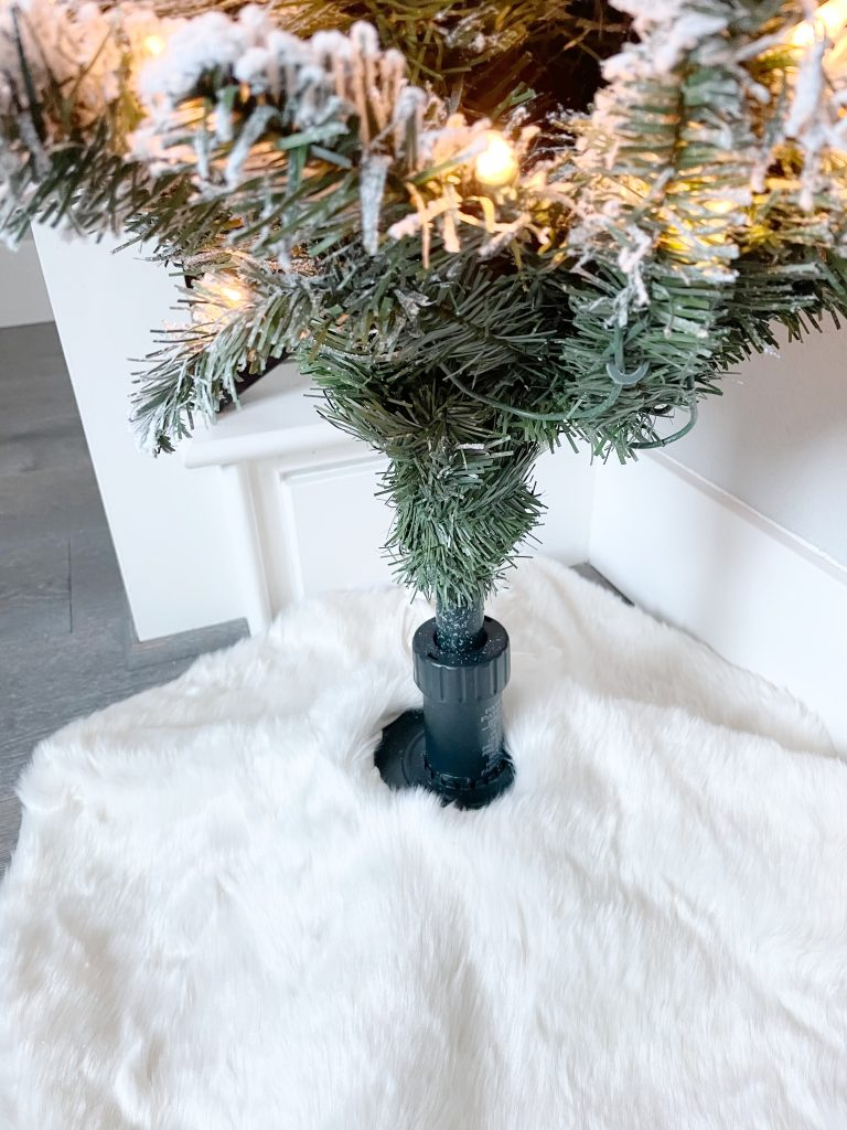 Fake Christmas tree base